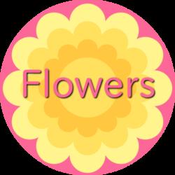 Flowers キッズカットのボランティア